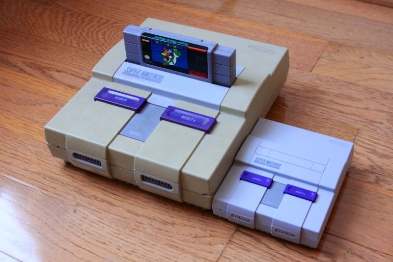 everything you need to know about the super nes classic edition ars technica. Black Bedroom Furniture Sets. Home Design Ideas