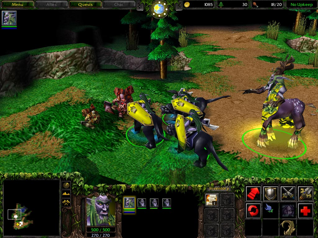How Warcraft Iii Birthed A Genre Changed A Franchise And Earned A Reforge Ing Ars Technica