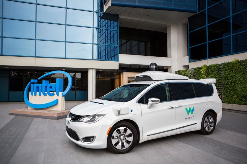 Intel reveals it has been working with Google on self-driving cars since 2009