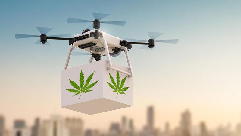 California Bureau Of Cannabis Control Just Says No To Autonomous Delivery Marijuana