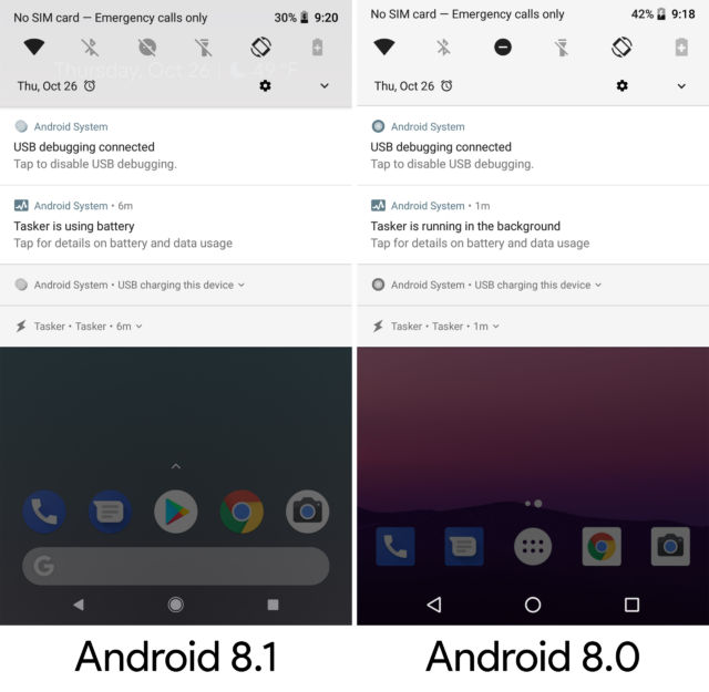 Android 8 1 Developer Preview hands-on: Everything new in