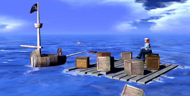 Returning to Second Life | Ars Technica