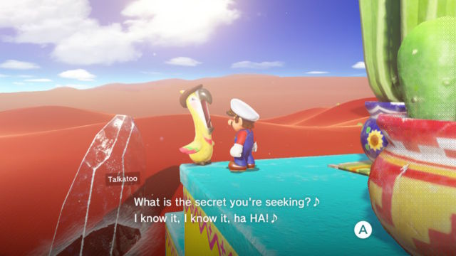 Super Mario Odyssey review: Mario's densest, deepest