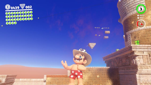 Super Mario Odyssey review: Mario's densest, deepest