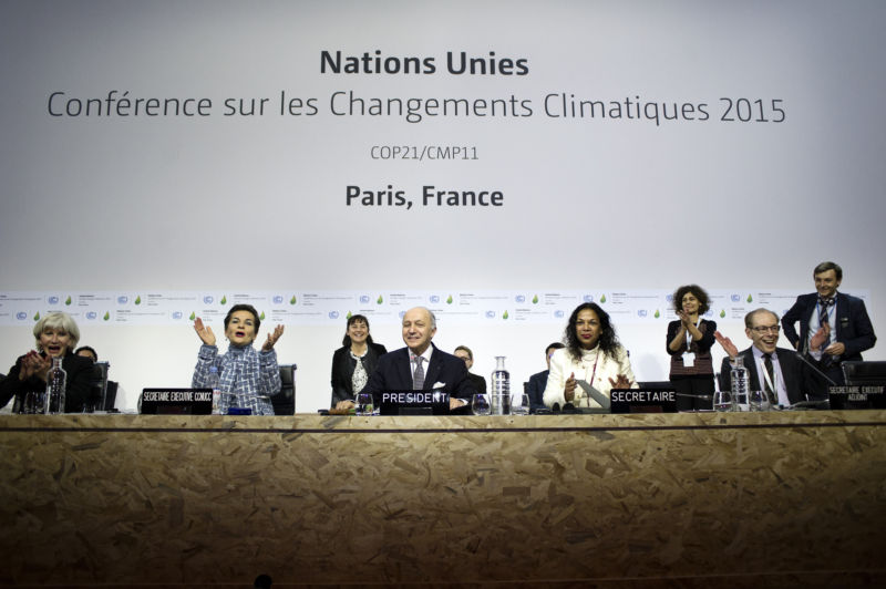 Media coverage of climate negotiations greeted with indifference