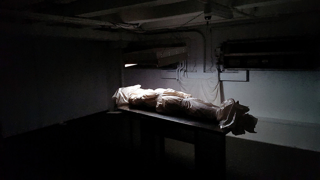 Some dead bodies donated to research in US end up in warehouses of horrors