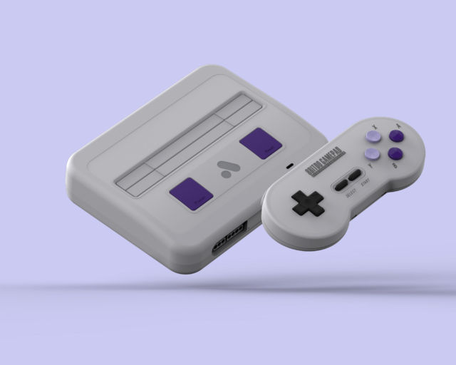 Super Nt is a $190 FPGA, HDMI SNES (and probably other