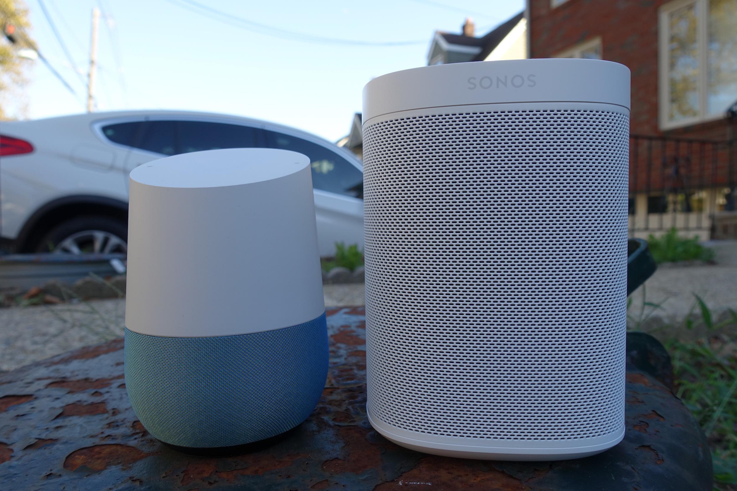 Sonos One review: A better sounding smart speaker | Ars Technica