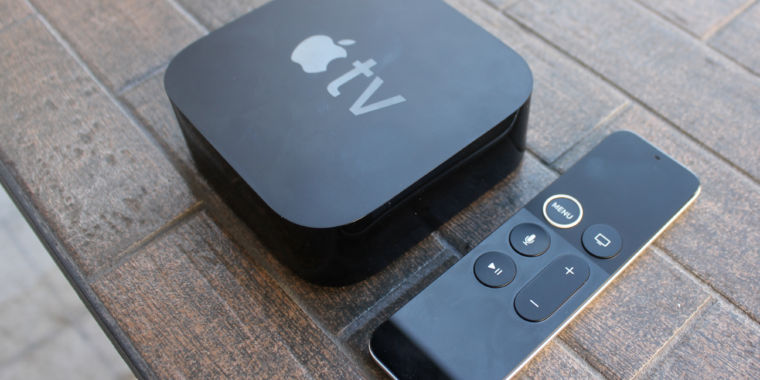 photo image UX rant: The nightmare horrorshow that is the Apple TV remote