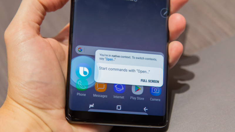 Samsung is all talk about the IoT with Bixby 2 0 and