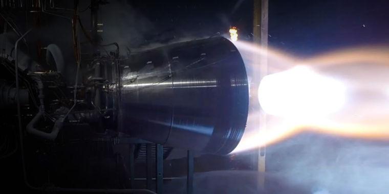 Blue Origin just sent a jolt through the aerospace industry