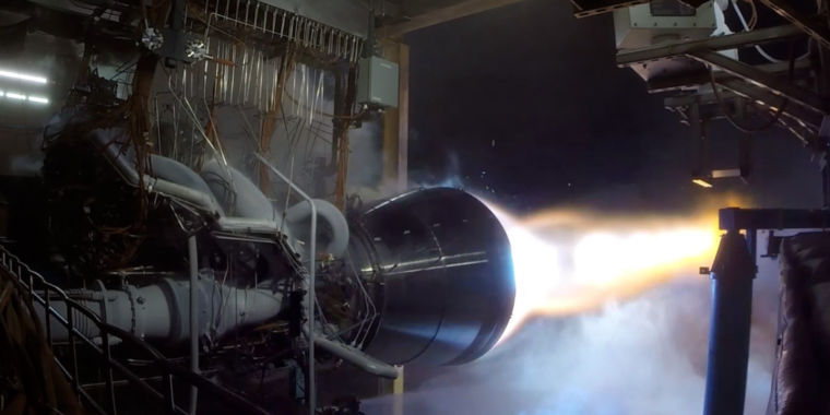 A new law gives Air Force some wiggle room in picking its new rockets
