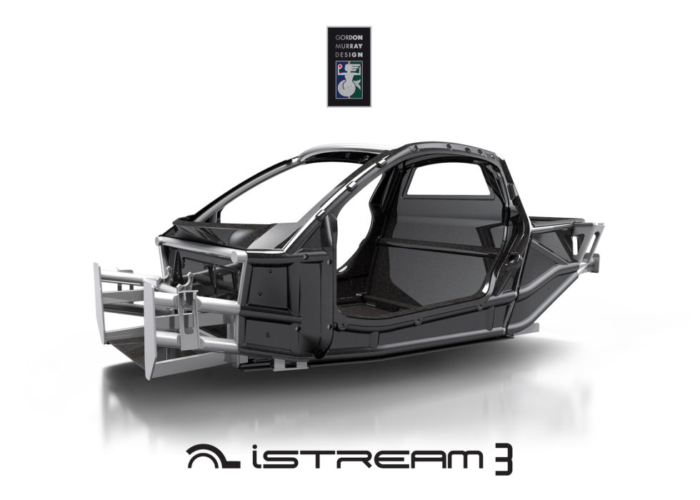 An iStream chassis.
