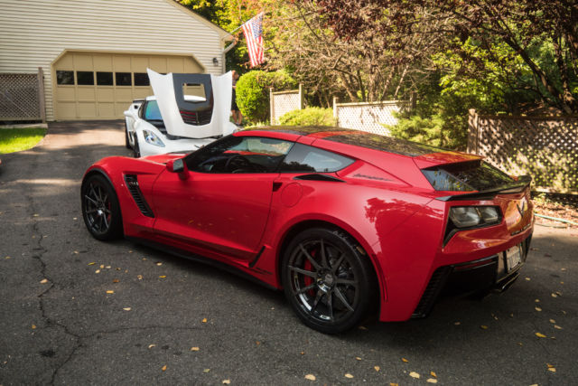 A 757hp Corvette station wagon? We love the Callaway