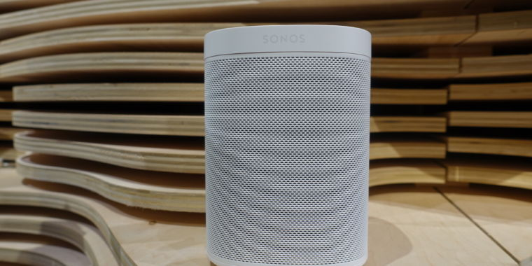 photo image Dealmaster: Sonos feels the HomePod heat, offers two Sonos Ones for $349
