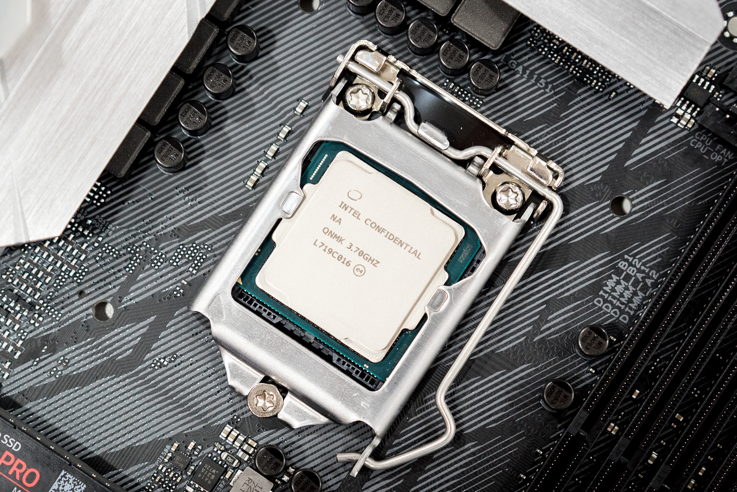 Intel Coffee Lake Core i7-8700K review: The best gaming CPU you can