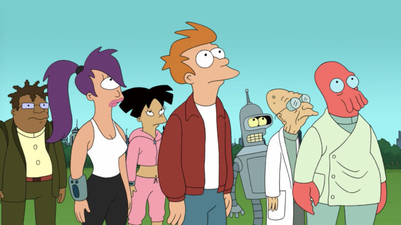 Goodbye Netflix: Hulu will stream Futurama episodes starting October 16