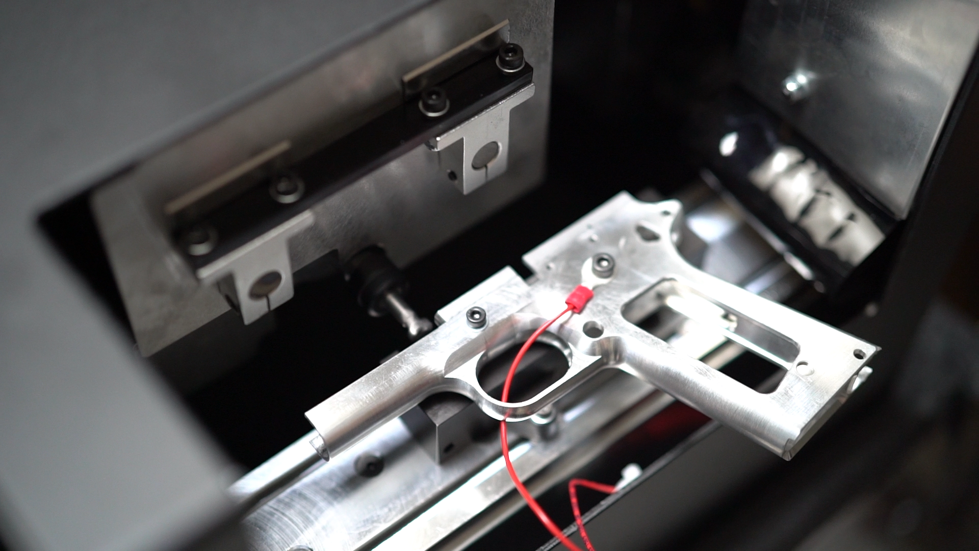 3d print a serial free handgun at home with the latest ghost