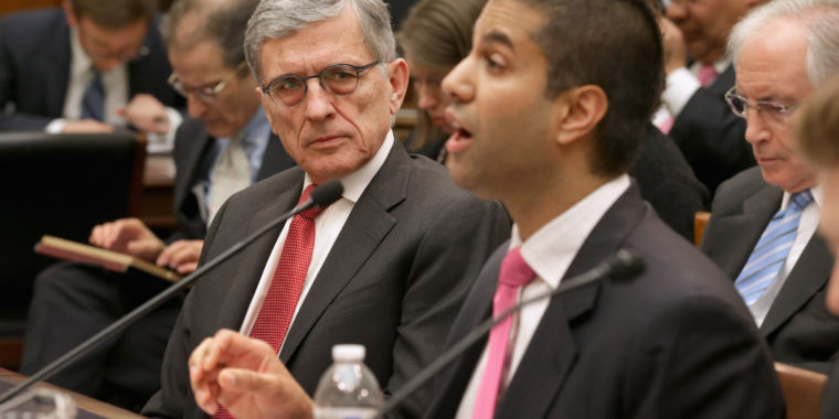 "Ajit Pai's FCC lied about ""DDoS"" attack, ex-chair's statement indicates – Wheeler: There was no ""coverup"" of 2014 DDoS attack, because there was no DDoS."