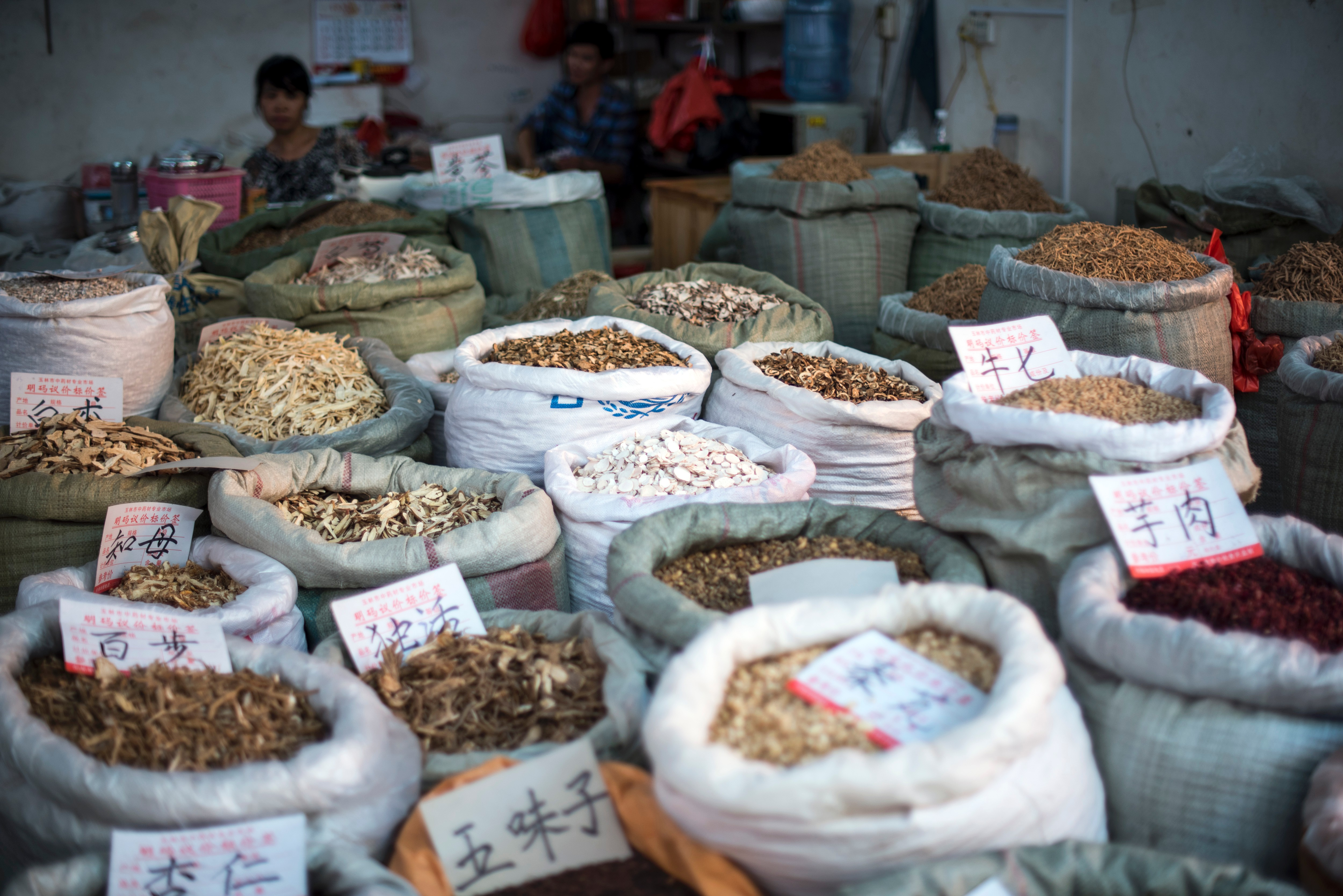 Asian herb cancer are not