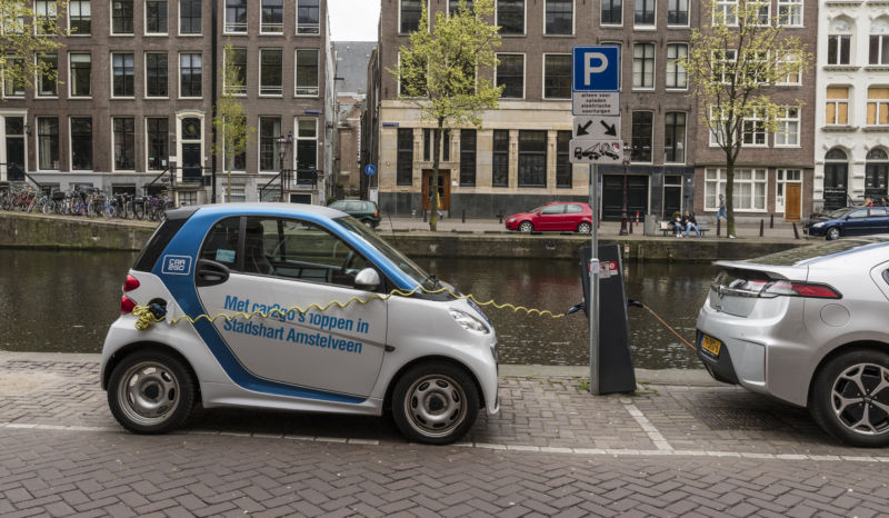 How To Get A Free Car From The Government >> Dutch Government Wants All New Cars To Be Emissions Free By 2030