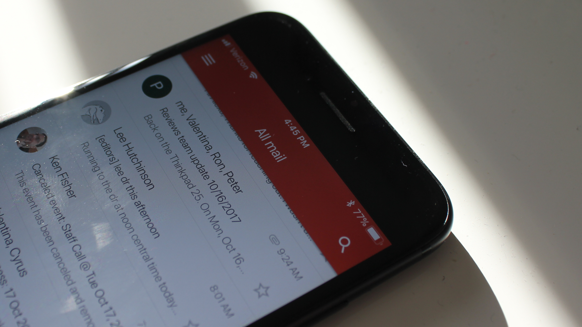 Gmail on iOS might get what Android already had—third-party