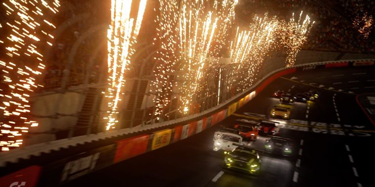 Gran Turismo Sport's high-end bonuses: HDR is incredible, but VR is not