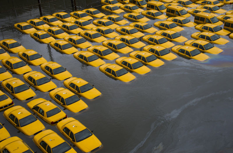 New York City's future storm risk dominated by sea level rise
