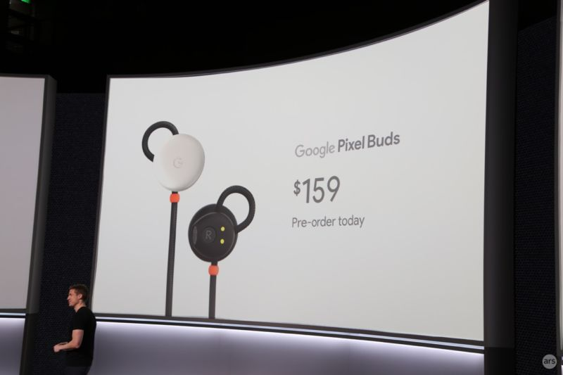Google Pixel Buds are wireless earbuds that translate conversations in real time