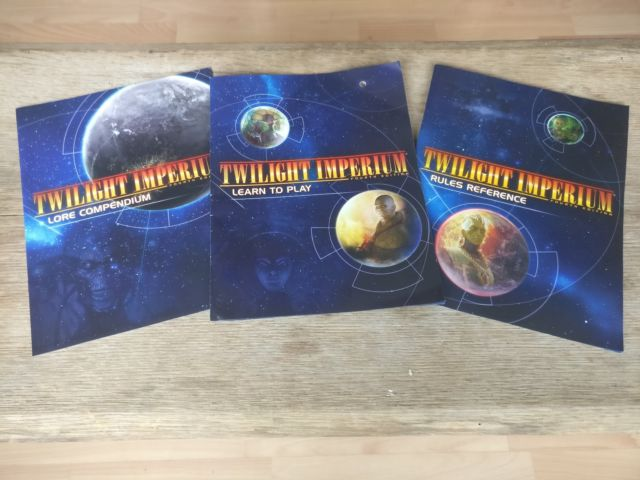 Twilight Imperium v4 review: All-day sci-fi gaming just got