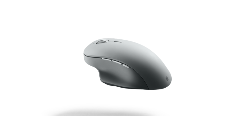 Microsoft gets back in the premium mouse game with Surface Precision Mouse