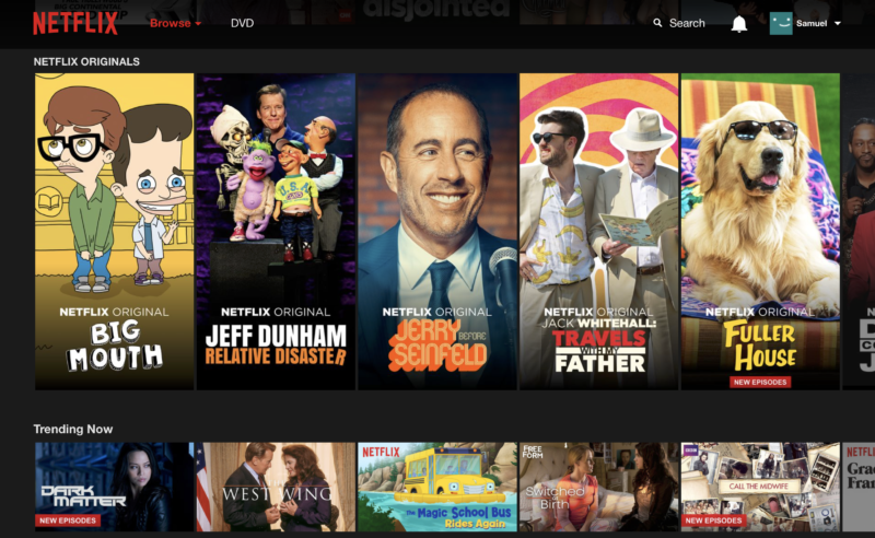 Netflix raises its US monthly fee again, but only for two plans