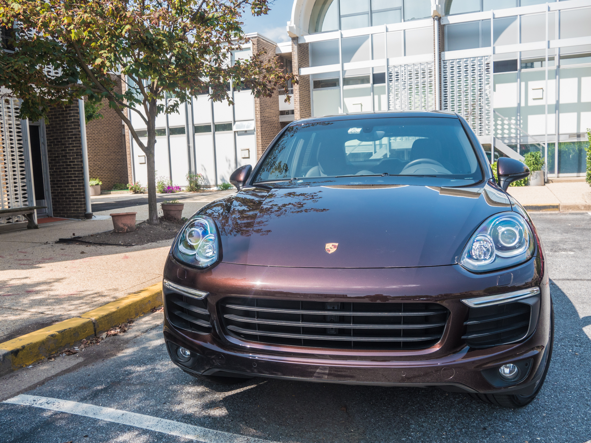 2017 Porsche Cayenne S E Hybrid Not Cheap But You Get A Lot For The Engine Cooling Diagram Enlarge