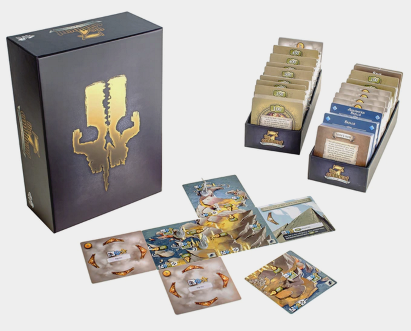 The 7th Continent review: A board game unlike anything you