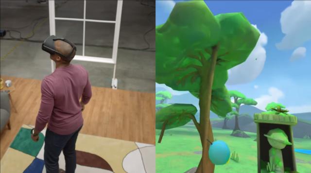 Oculus Santa Cruz hands-on: The greatest trick the VR devil ever