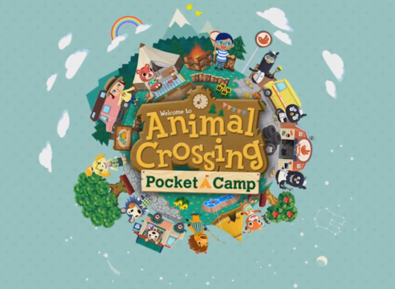 Let's go camping in <em>Animal Crossing</em>!