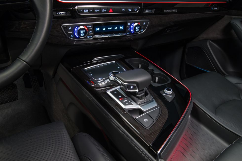 We think Audi's MMI infotainment system is actually one of the very best out there, but this study found that cars that put their controls on the center console had the highest workloads.
