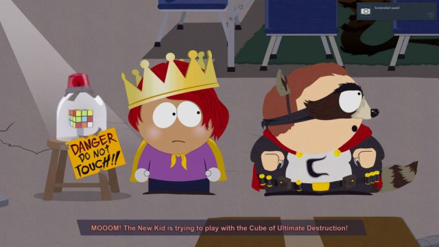 South Park Fractured but Whole review: Emphasis on the