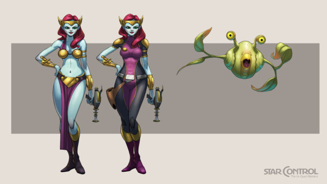 Stardock CEO talks Star Control: Origins' player crafting and