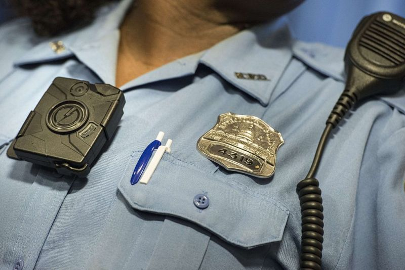 WDM Officers Will Begin Wearing Body Cameras Next Week