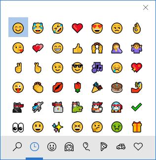 The emoji picker addresses one of the biggest annoyances of desktop computing.