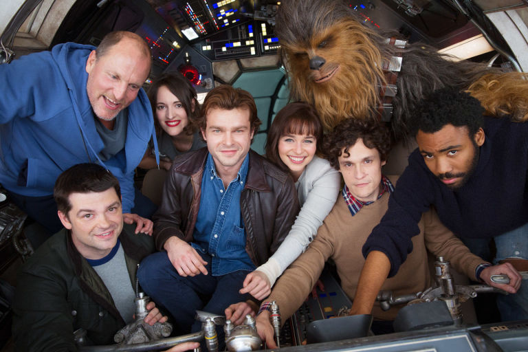 The new Han Solo film is done filming, and it has a name | Ars Technica