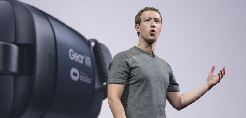 Facebook has some hardware on the market already through Oculus, but its reported smart speakers would be a deeper dive.