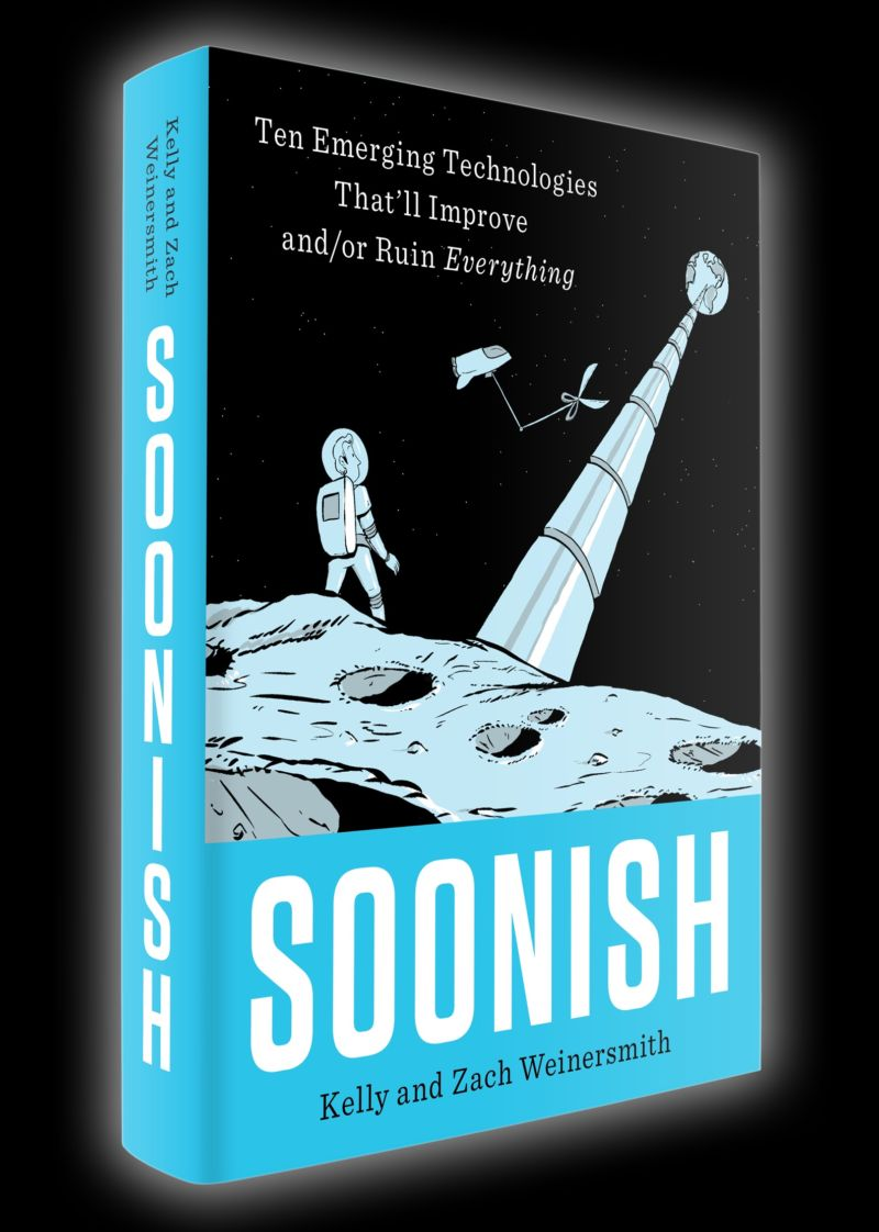 Ten technologies that might change the world: A review of Soonish