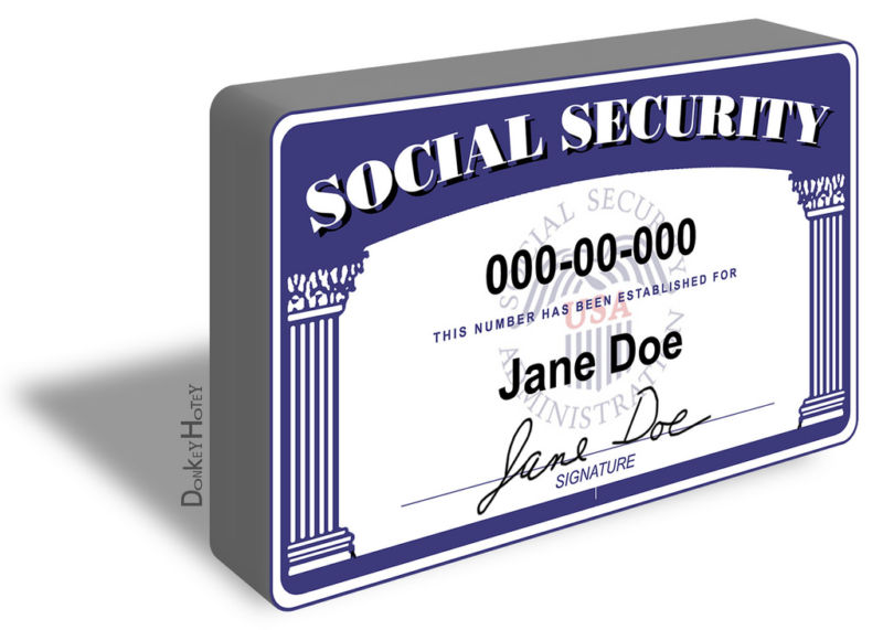 White House Looks at Replacing Social Security Numbers
