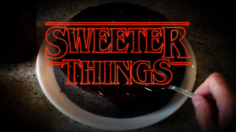 Here are sci-fi inspired supplies for binging Stranger Things this weekend