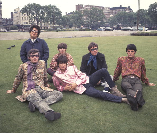 The Turtles in 1967.
