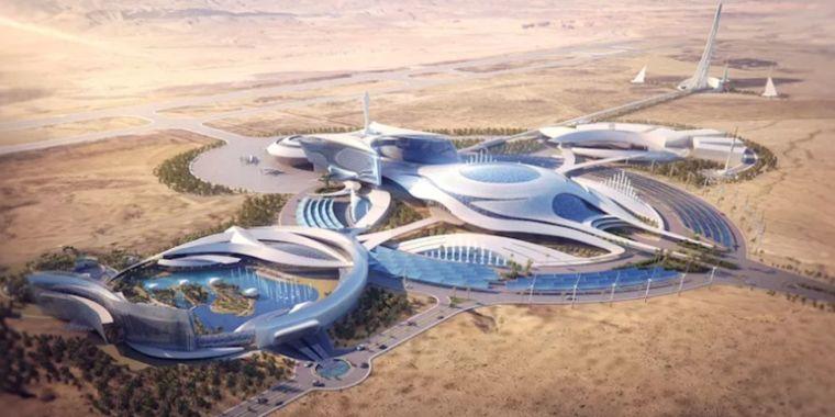Saudi Arabia invests $1 billion in Richard Branson's space plane and rocket