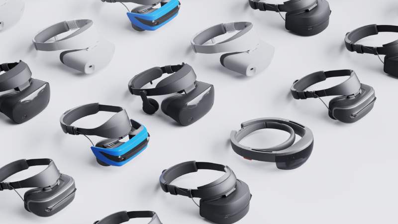 Windows Mixed Reality headsets expected to sell pretty well—or quite badly