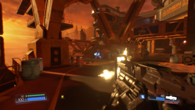 Doom on Switch may have changed everything with new motion controls